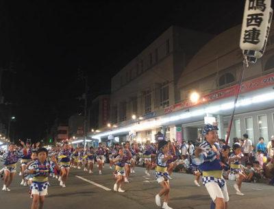 鳴門市阿波踊り