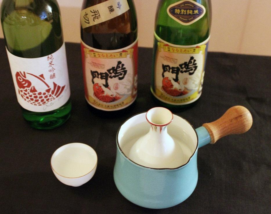 当蔵がおすすめする日本酒の楽しみ方