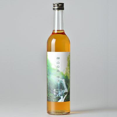 神山の森梅酒