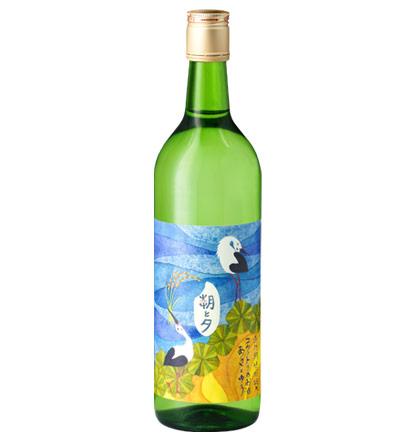 鳴門鯛 特別純米 コウノトリの酒