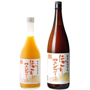 松浦 にごりマンゴー酒