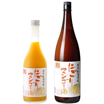 にごりマンゴー酒