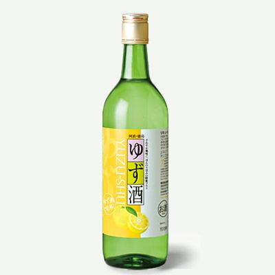 鳴門鯛 ゆず酒